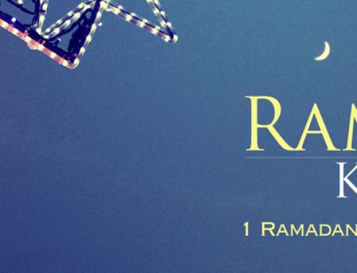 1 Ramadhan 1438 H / Zaterdag, 27 Mei 2017