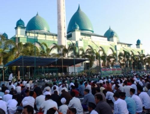 'Eid ul-Adha gebed – 21 augustus 2018 / 10 Dhul Hijjah 1439 H