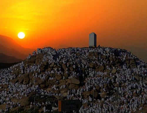 Wukuf Di Arafah Dalam Kondisi Junub