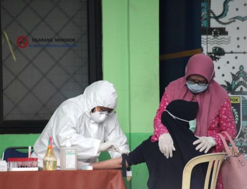 Inzameling voor medisch personeel in Indonesië