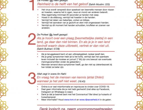 Maatregelen Nederlandse regering betreft Coronovirus